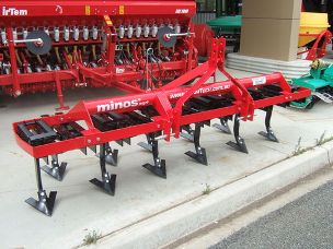 Minos 11 Spring Tine Cultivator