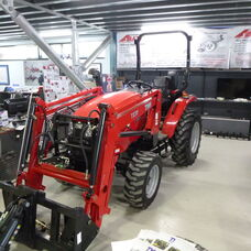 TYM T413 ROPS TRACTOR