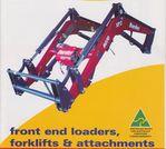 Burder Materials Handling