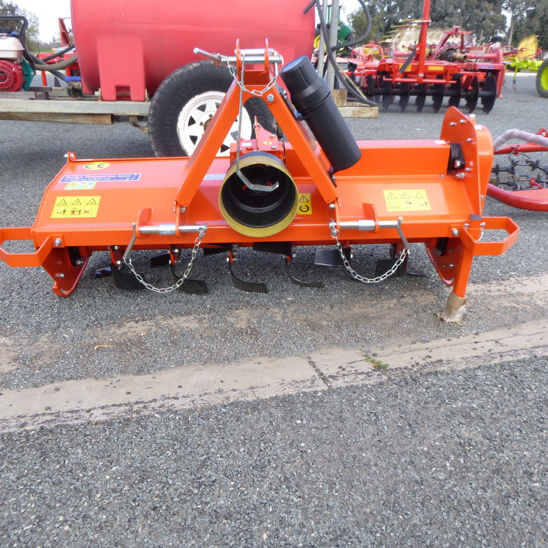 12M ROTARY HOE