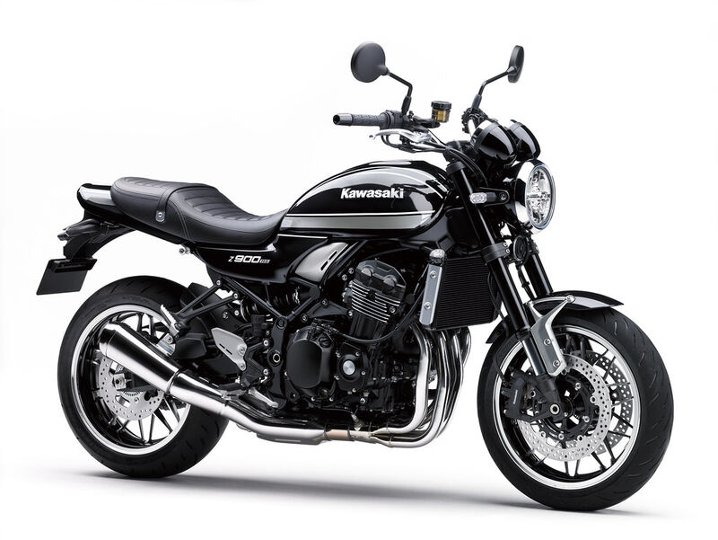 2021 Z900 RS