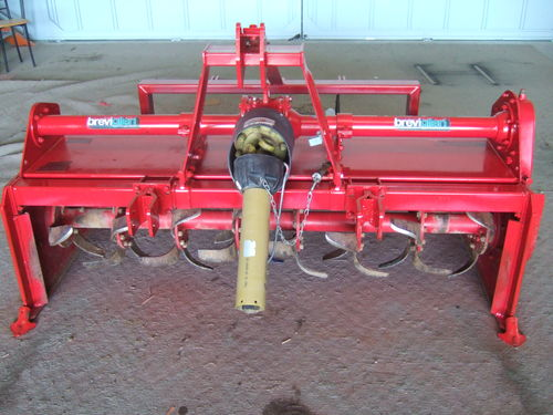 Breviglieri 18m rotary hoe bedformer