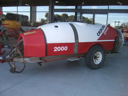 Cropliner 2000lt air blast sprayer