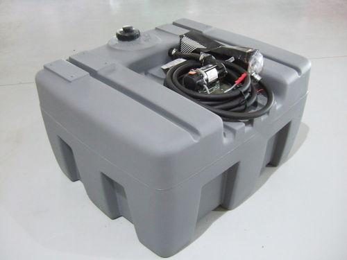 Diesel Squat tank 400lt