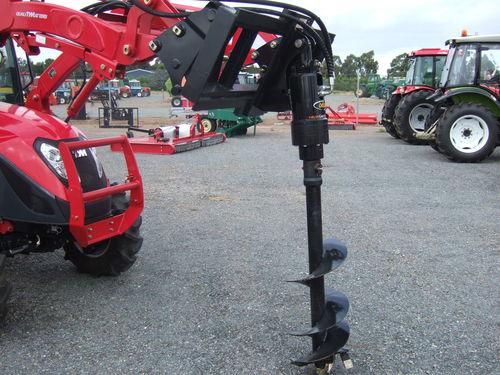 Digga hydraulic auger drive