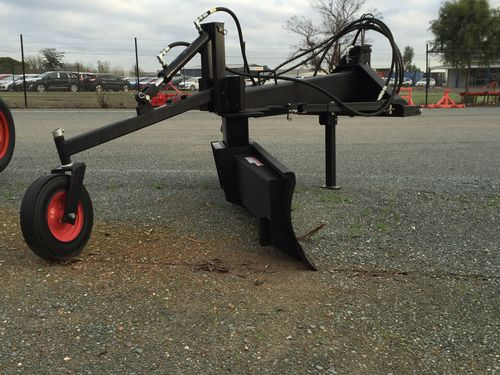 Hayes 8ft hydraulic grader blade
