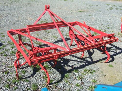 Inter Row linkage cultivator