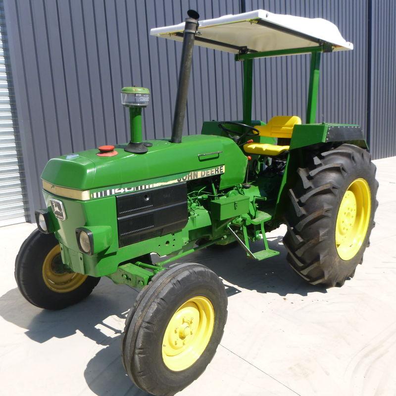 John Deere 1140 Tractor
