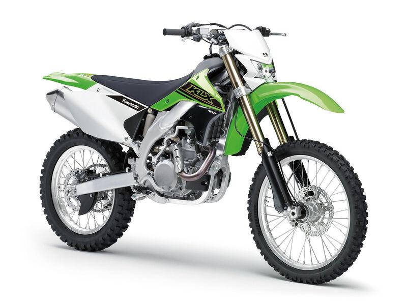 KAWASAKI 2021 KLX450R