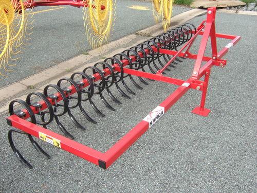 Kanga 10ft 21Tine Stick Rake | Konigs Shepparton Pty  Ltd