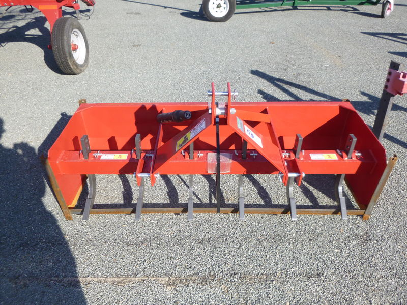 Kanga 6ft Linkage Box Blade