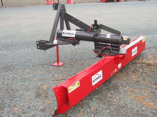 Kanga 8ft dog clamp linkage grader blade