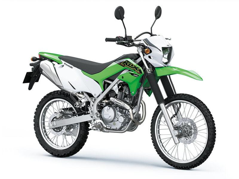 Kawasaki 2021 KLX230