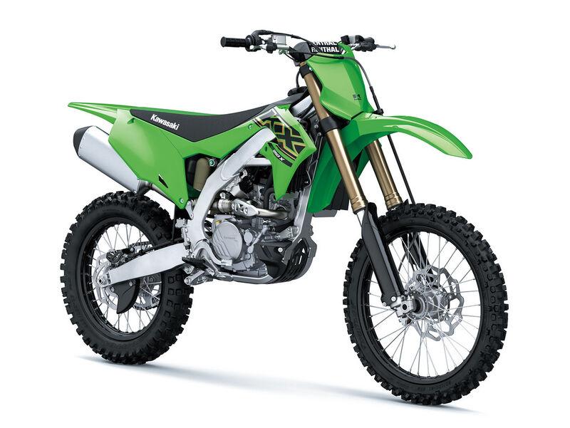 Kawasaki 2021 KX250X