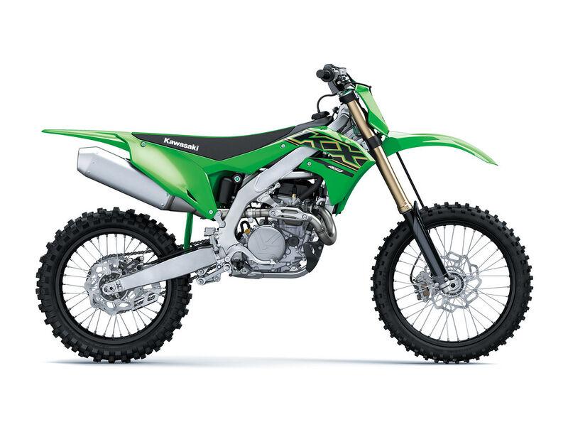 Kawasaki 2021 KX450