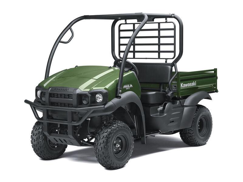 Kawasaki 2021 MULE SX