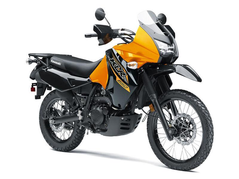 Kawasaki KLR 650 LAMS