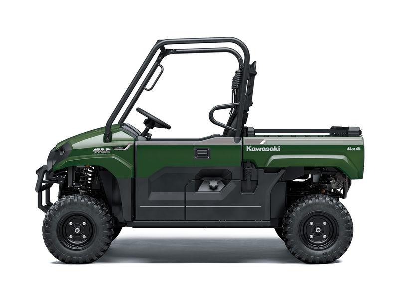Kawasaki Mule ProMx andquotNew Modelandquot