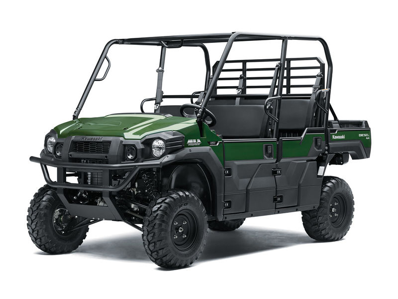 Kawasaki Mule Pro DXT 6 seater