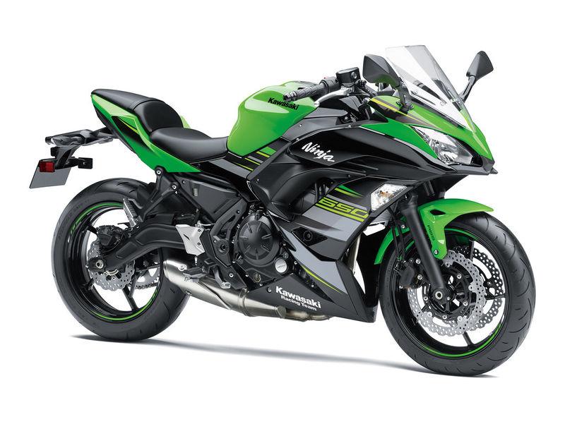 Kawasaki Ninja 650 KRT Edition LAMS