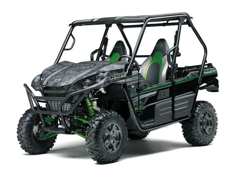 Kawasaki Teryx LE Recreational vehicle