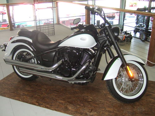 Kawasaki Vulcan 900 Classic