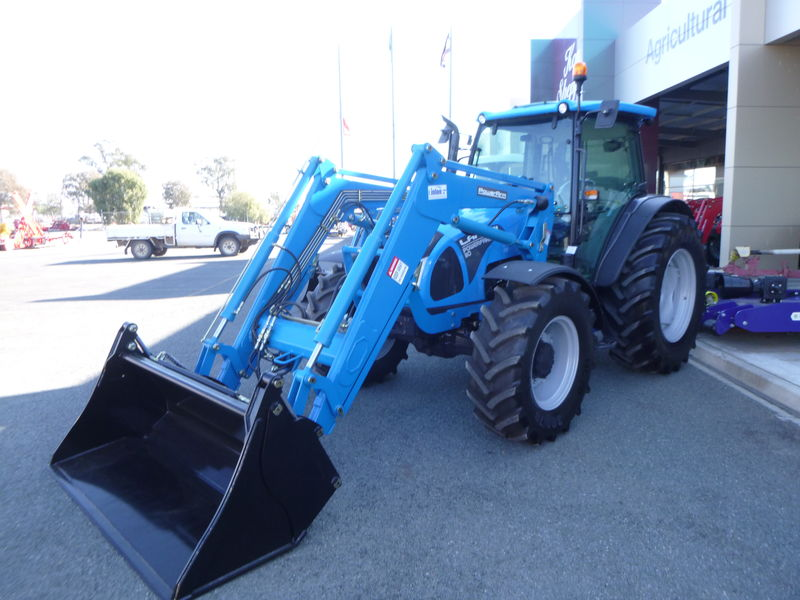 Landini powerfarm 110 tractor