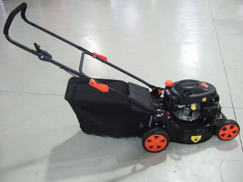 Millers Falls lawn mower with catcher