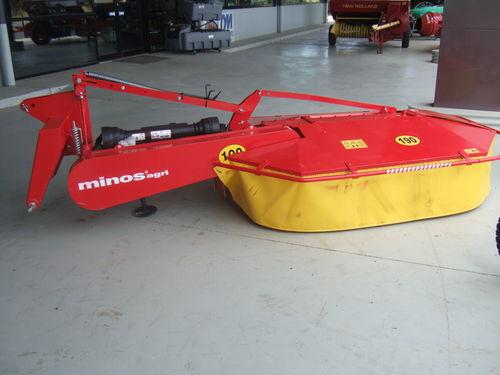 Minos 190 2 Disc Drum Mower