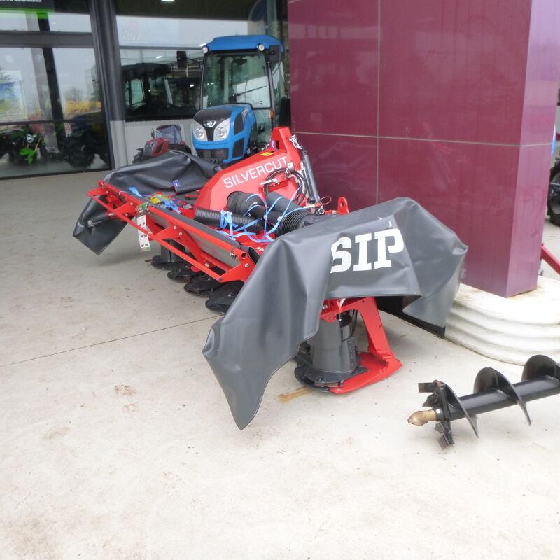 SIP 300F SILVERCUT MOWER