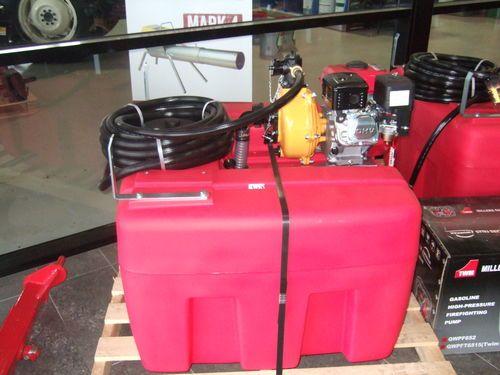 Silvan Selecta firefighter unit 400 ltr