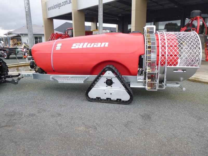 Silvan Supaflo 2000Lt Powerhead