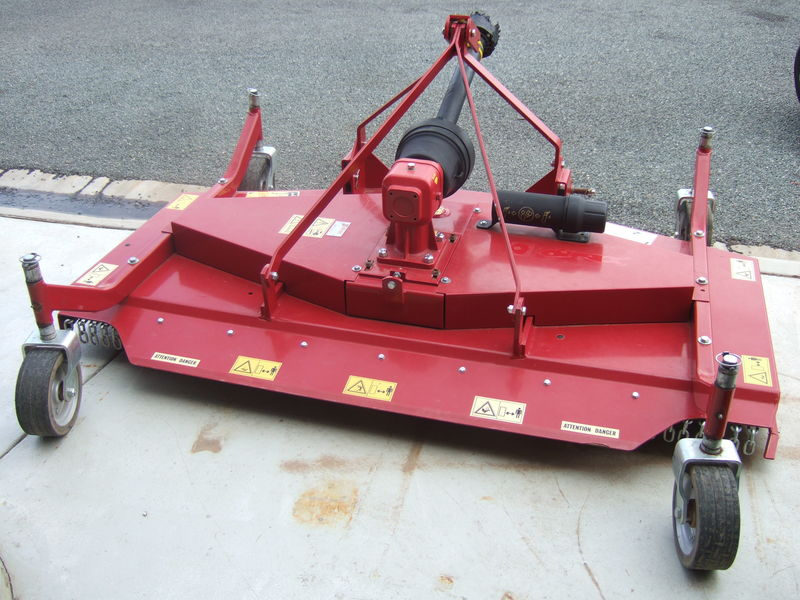 Sitrex 18m finishing mower