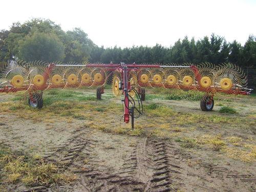 Sitrex Magnum 12  14 Wheel Vee Rakes