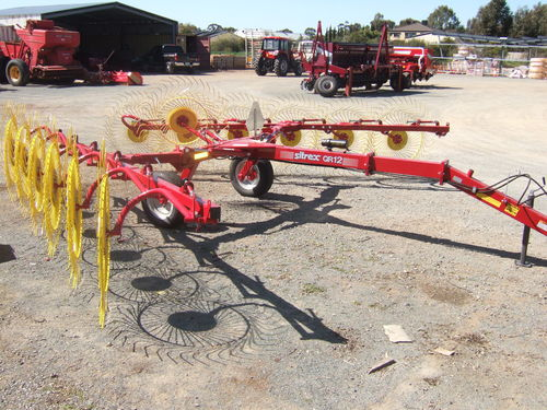 Sitrex Rake Parts : Qr wheel vee rakes konigs shepparton pty ltd