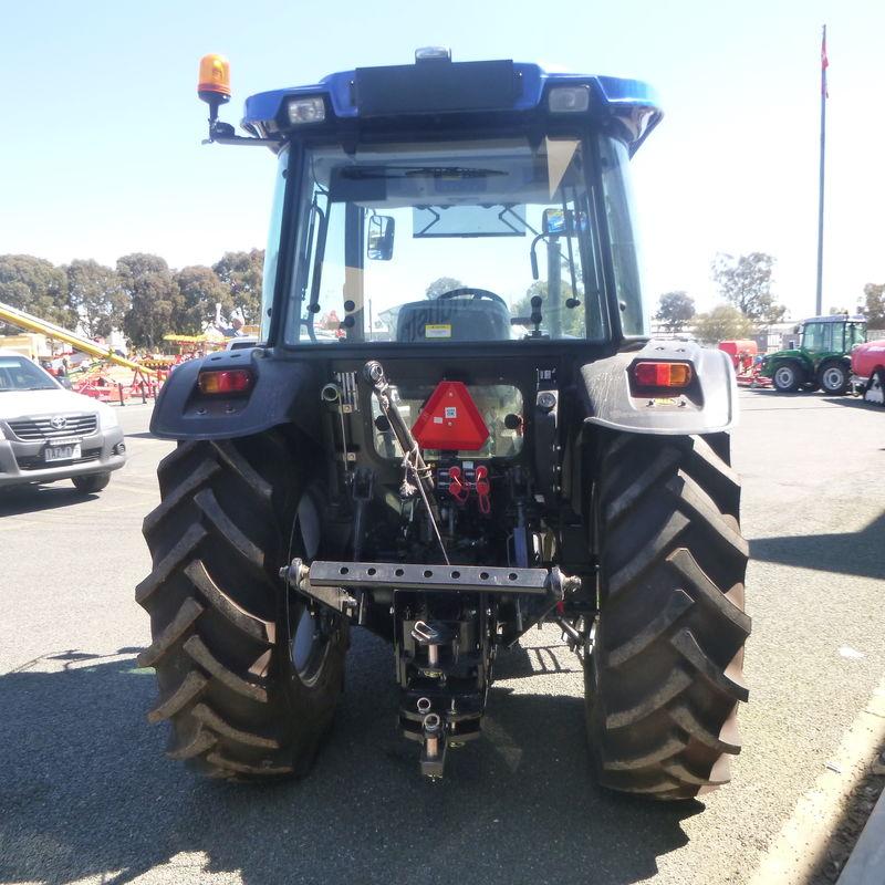 Solis 90 Cab Tractor