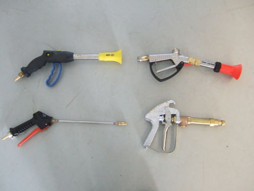 Spray hand guns
