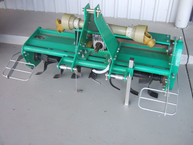 TWM 4ft rotary hoe