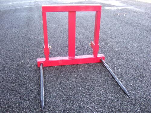 TWM linkage bale forks