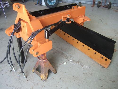 TerraMach 6ft hydraulic Grader Blade