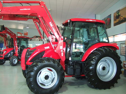 Tym T903 tractor 4wd cabin