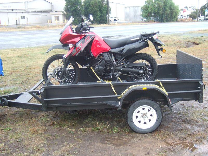 trailer 8x5 general purpose