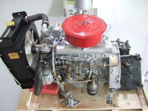 Diesel Engine 4cyl