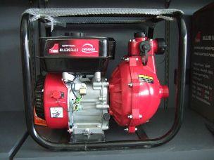 Pump - firefighting twin impeller
