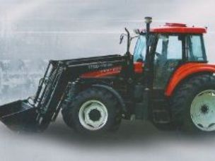 YTO 125hp tractor fel 4in1