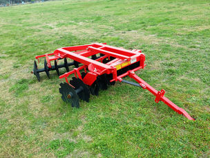 20 plate offset disc harrow
