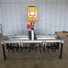 2.4m Aervator seeder