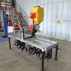 24m Aervator seeder