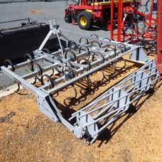 3 Row S Tyne cultivator