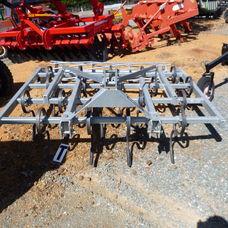 4 Row S Tyne cultivator